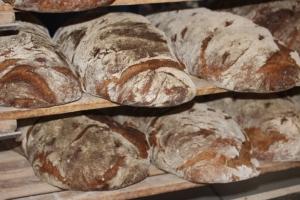 Brotdose Holz