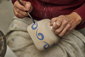 Brotkasten Keramik