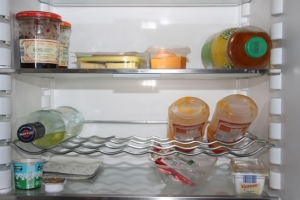 Kühlschrank schmutzig