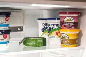 Kühlschrank sauber machen