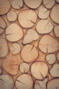 Holz für Gewürzregal
