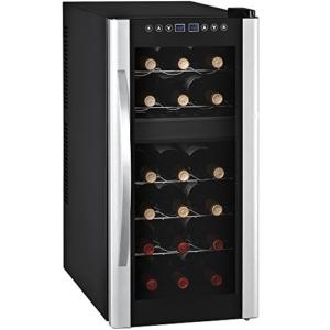Weinkühlschrank Mit 2 Zonen
