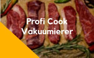 Profi Cook Vakuumierer