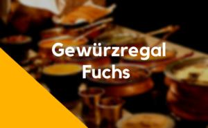 Fuchs Gewürzregal