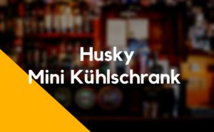 Husky Mini Kühlschrank