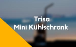 Trisa Mini Kühlschrank