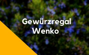 Wenko Gewürzregal