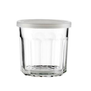 Bloomingville kleine Glas Vorratsdose