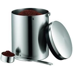 WMF Edelstahl Kaffeedose
