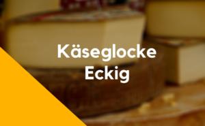 Käseglocke Eckig