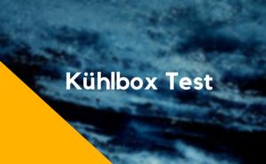 Kühlbox Test
