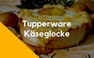 Tupperware Käseglocke